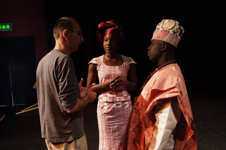 director and actors