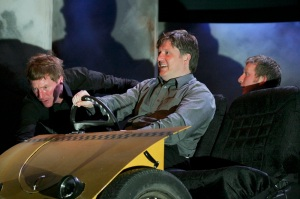 Gerry McCann with Ciaran Kenny and John Finnegan in Hades (Upstate 2006)